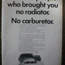 Volkswagen Fastback Squareback Car 1968 Vintage Ad