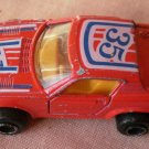 Majorette Triumph Car TR7 1/53 202 France 35 Red