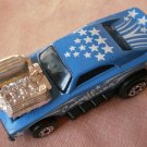 Matchbox Cosmic Blues 1972 Stars Car