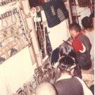 Vintage Photograph Tibetian Rug Weavers 1968