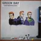 Green Day Shenanigans Sticker 2002