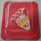 Kodak 1992 Olympics Pin Official Sponsor Games Sealed