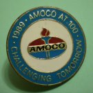 Amoco at 100 Pin 1989 Challenging Tomorrow