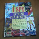 I Spy Extreme Challenger Book of Picture Riddles Walter Wick Jean Marzollo 2000
