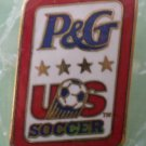 P&G US World Cup Team Pin Sponsor Soccer 1991 McGillvray