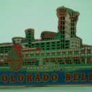 Colorado Belle Pin Nevada Casino Riverboat Laughlin Hotel