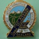 1971 Pin Pacific Inter Mountain Division Open Tournament ALBA Lawn Bowl
