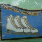 Yonkers Precision Ice Skating Pin NOS Skates