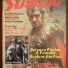 Starlog 55 February 1982 with Vinyl Disk Time Bandits Megaforce Dark Crystal Quest for Fire