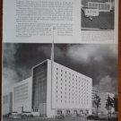 Vintage Ad Austin Company Engineers Builders 1948 Television