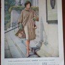 Vintage Ad J Weinig EMBA Autumn Haze Fur Mutation Mink Breeder