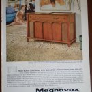 Vintage Ad Magnavox Stereophonic Imperial Continental High Fidelity