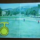 Vintage Golf Scorecard Memorial Golf Course Oceanside CA