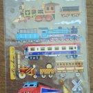 Loco Motion Classic Paper Stickers Sticko Train Locomotives SP PC 21 Stickopotamus