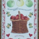Susan Branch Stickers Harvest 12737 Apple Season Art Impressions