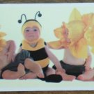 Anne Geddes Stickers Sunflower Bee Gifted 1999 Michel Co 6296R