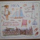 Susan Branch Stickers Seashore 12716 Art Impressions