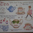 Susan Branch Stickers Tea Time 12700 Art Impressions