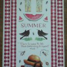 Susan Branch Border Stickers Picnic Art Impressions 12683