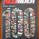 Honda Red Rider Magazine no 100 2008 Honda Riders Club America