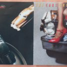 Insert Cover for The Cars Greatest Hits No CD