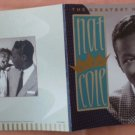 Insert Cover for Nat King Cole Greatest Hits No CD
