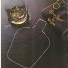 Vintage Ad Seagram Crown Royal The Butler Did It 1978