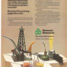 Vintage Ad Diamond Shamrock Chemical Company 1978