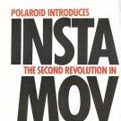 Vintage Ad Polaroid Polavision Instant Movies 1978 2 pages