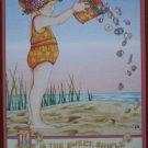 Mary Engelbreit Birthday Card Bucket of Shells Sunshine Greetings