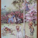 Lisi Martin Father's Day Greeting Card 1985 Pictura Graphica Sweden