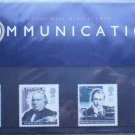 1995 Communications GB Royal Mail Mint Stamps 260
