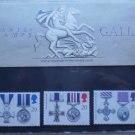 1990 Gallantry GB Royal Mail Mint Stamps 211
