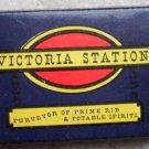 Vintage Matchbook Victoria Station Restaurant San Francisco Matches Matchbox
