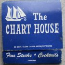 Vintage Matchbook Chart House Restaurant Matches