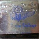 Vintage Matchbook Air Force Village Matches