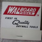 Vintage Matchbook Wal Board Tools Long Beach California Matches