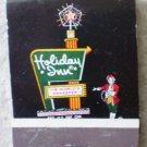 Vintage Matchbook Holiday Inn Sullivan Missouri Matches
