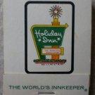 Vintage Matchbook Holiday Inn Matches