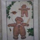 Gingerbread Maker Pattern 154J Goodies from Grandma 1994 Joan Olson