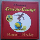 A Treasury of Curious George 8 stories Margret and H A Rey Hardcover Book 2004