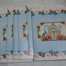 Mary Engelbreit Notecards Blue Teapot Lot 8 2007 ME INK Blank Stationery