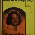 Performing Arts Wonderful Town Program June 1975 V9 #7 Nanette Fabray Chandler