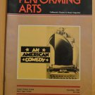 Performing Arts An American Comedy Nov 83 Program V17 #11 Mark Blum