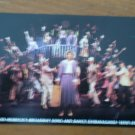 42nd Street Broadway Musical Comedy Postcard Vintage Martha Swope Color