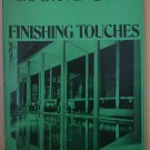 Performing Arts Finishing Touches Program 1973 Barbara Belgeddes Robert Lansing