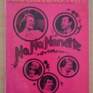 Performing Arts No No Nanette June 1972 June Allyson Dennis Day Judy Canova