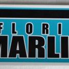 Florida Marlins Bumper Sticker SF Rico Industries MLB 2003 11x3