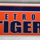 Detroit Tigers Bumper Sticker SF Rico Industries MLB 2003 11x3