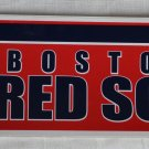 Boston Red Sox Bumper Sticker SF Rico Industries MLB 2005 11x3